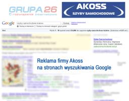 Kampania reklamowa Akoss