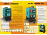 Folder reklamowy dla firmy Dworek