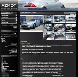 Azmot - katalog samochdów - opis samochodu