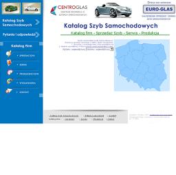 Centroglas - katalog firm