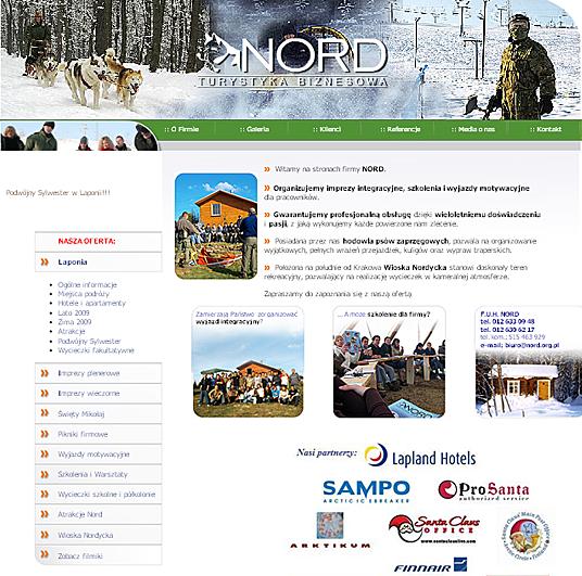 Nord - strona główna