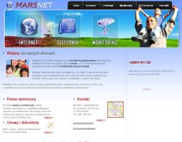 Marsnet - strona główna