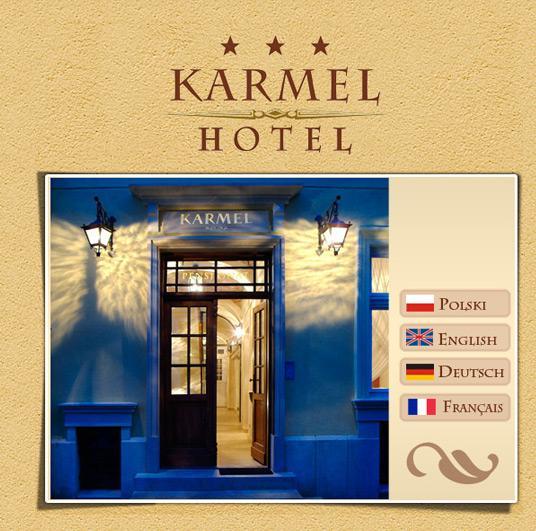 Hotel Karmel - strona główna