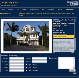 The BRC Group - opis domków i rezydencji