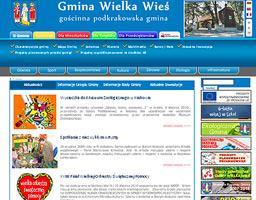 Wielka Wieś - strona główna