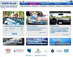 Euroglas - strona główna