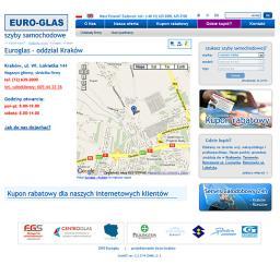 Euroglas - opis oddziału