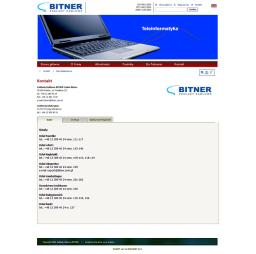 Bitner - dane kontaktowe