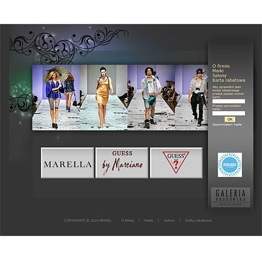 Luxwear - strona główna