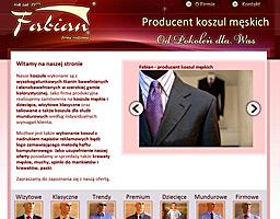 Fabian Koszule - strona główna