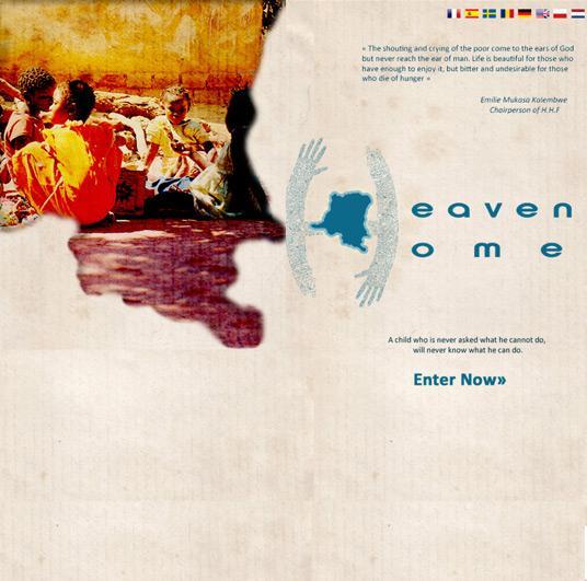 Heaven Home Foundation - strona główna