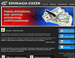 Edukacja Ciszek - strona główna