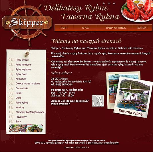 Skipper - strona główna