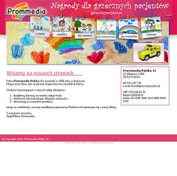 Prommedia - strona główna
