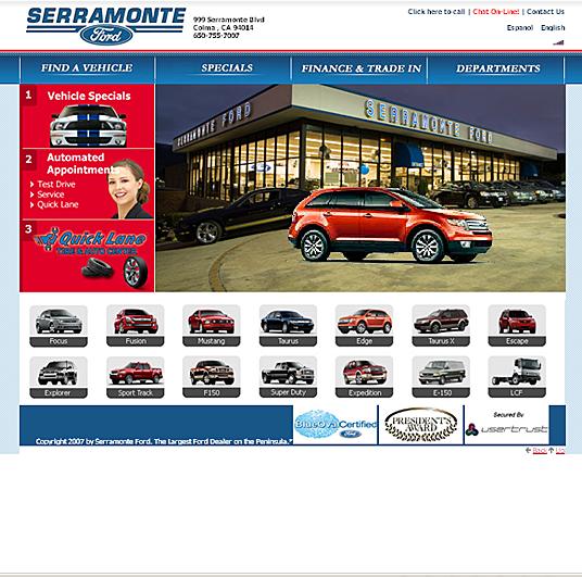 Serramonteford - strona główna