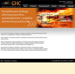 Ghc - strona główna