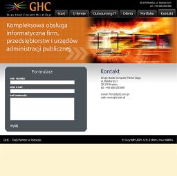 Ghc - kontakt
