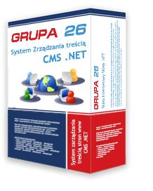 System zarządzania treścią CMS .NET