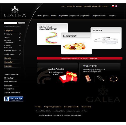 Galea.com.pl - strona główna